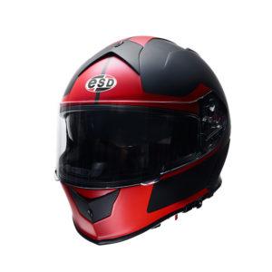 Eldorado e20 Helmet in red/black